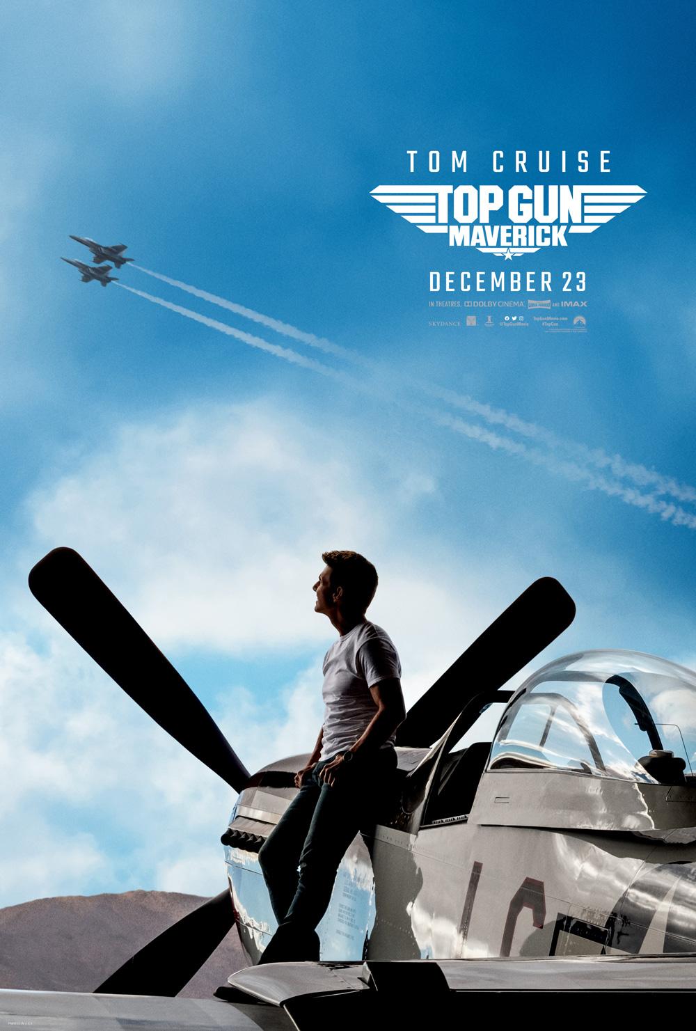 Poster for Top Gun: Maverick